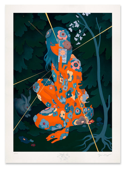 "James Jean - ""Sun Tarot"" 1st Edition - 2018"