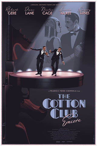 "Laurent Durieux - ""The Cotton Club"" 1st Edition - 2020"