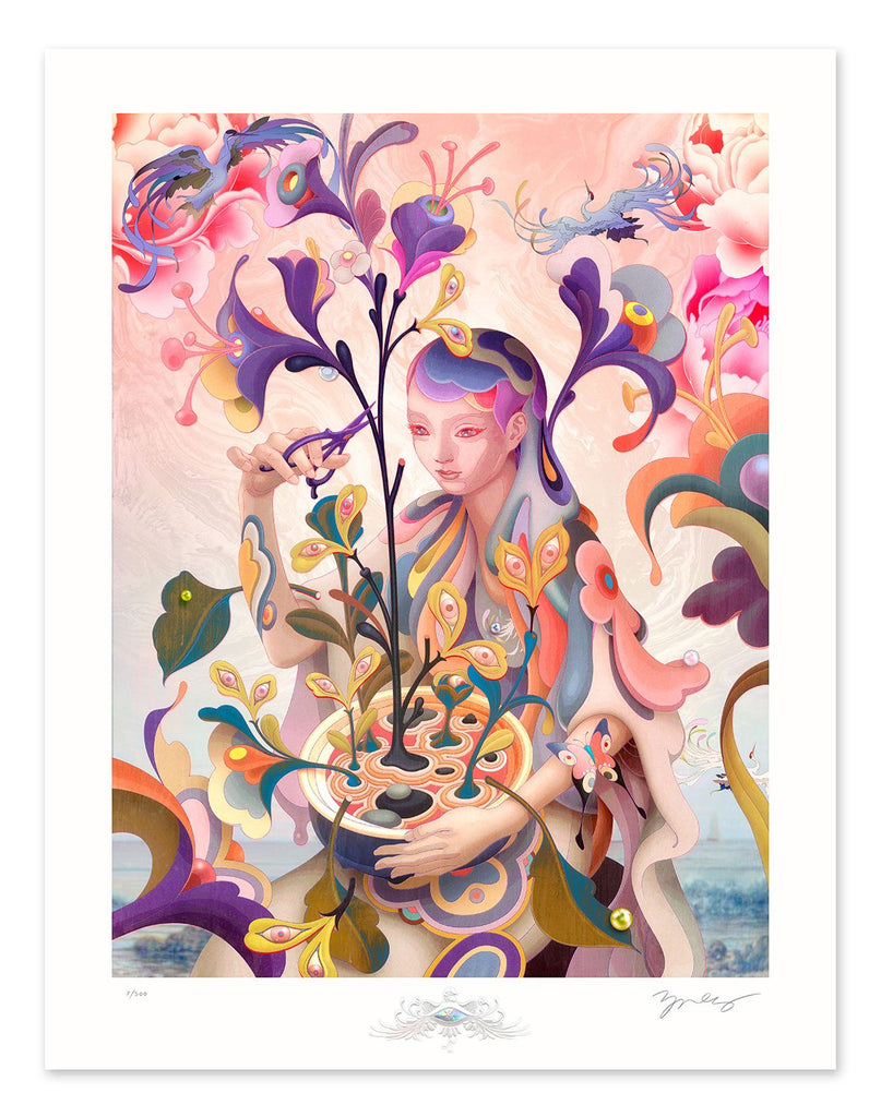 "James Jean - ""The Editor"" 1st Edition - 2019"