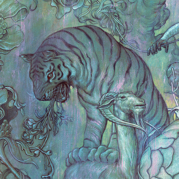 "James Jean - ""Hunting Party II"" 1st Edition - 2017 - Detail 1"