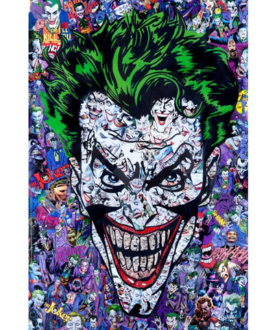 "Mr Garcin - ""The Joker"" 1st Edition - 2016"