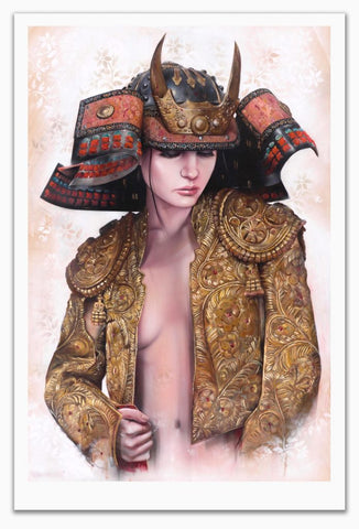 "Brian Viveros - ""The Lone Samurai"" 1st Edition - 2020"