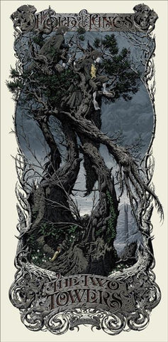 "Aaron Horkey - ""Lord of the Rings: The Two Towers"" 1st Edition - 2013"