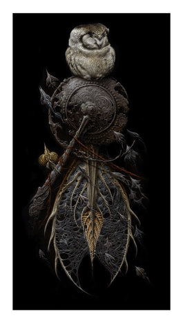 "Aaron Horkey - ""The Snare"" 1st Edition - 2016"