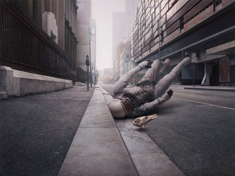 "Jeremy Geddes - ""The Street"" 1st Edition - 2010"