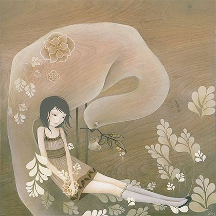 "Amy Sol - ""Uyi in the Careful Feathers"" 1st Edition - 2007"