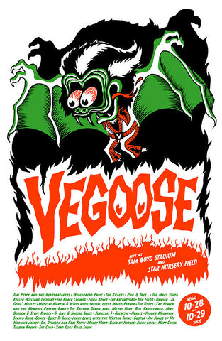 "Ames Design - ""Vegoose"" 1st Edition - 2006"