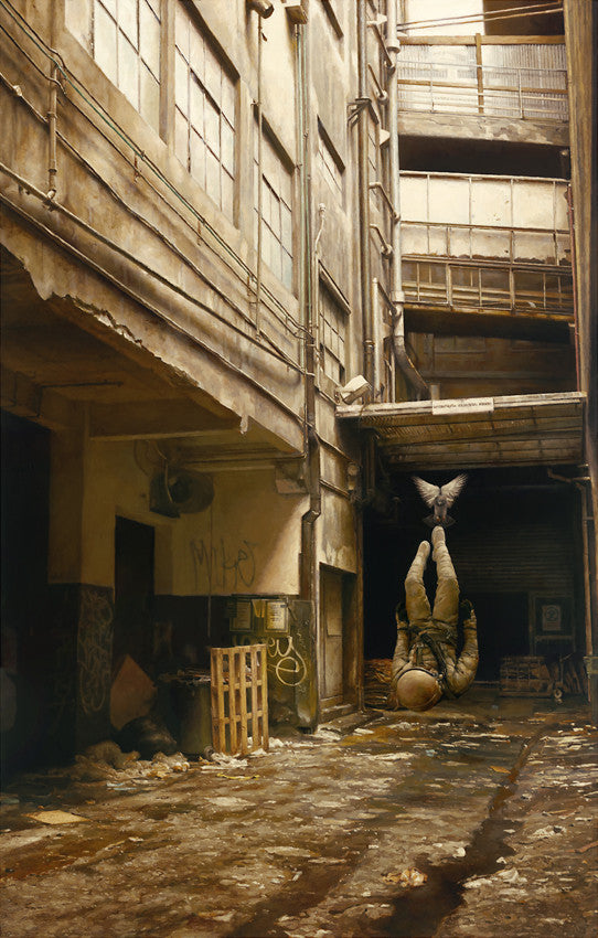 "Jeremy Geddes - ""Warmer Air"" 1st Edition - 2011"