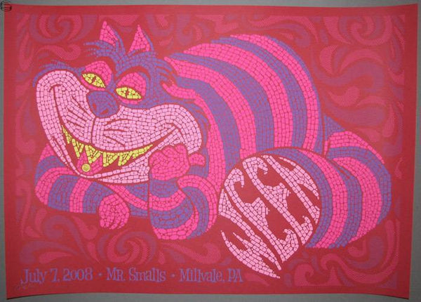 "Todd Slater - ""Ween Millvale"" Red Variant - 2008"