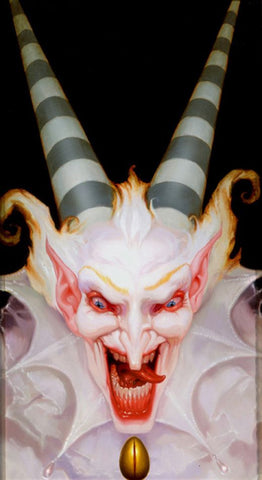 "Michael Hussar - ""White Devil"" 1st Edition - 2007"