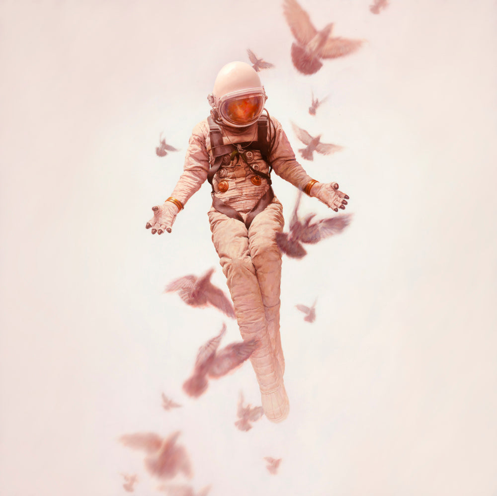 "Jeremy Geddes - ""Wilderness"" 1st Edition - 2019"