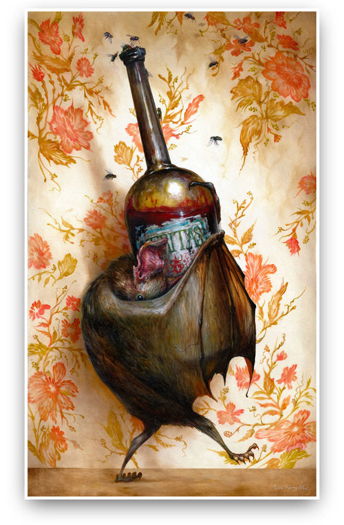 "Esao Andrews - ""Wino"" 1st Edition - 2018"