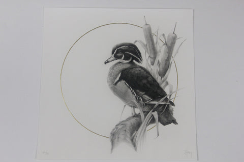 "Vanessa Foley - ""Wood Duck"" 1st Edition - 2016"