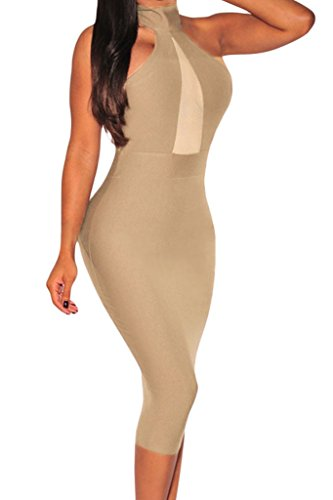 DOKOTOO Women's Body Con Dress