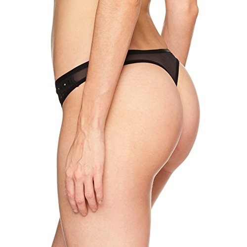 New Look Women's Broiderie and Rose Thong