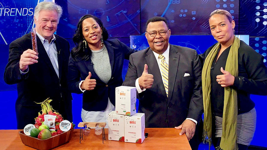 Journey Foods featured on NBC Chicago