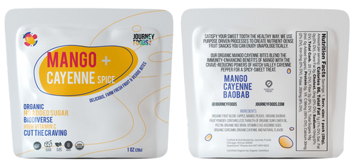 Journey Foods - journeyfoods - Mango and <span>Cayenne Spice</span> <span class=
