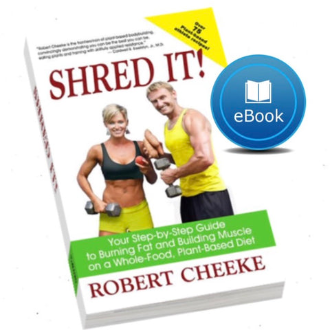 """Shred It!"" by Robert Cheeke (PDF eBook)"