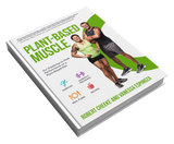 """Plant-Based Muscle"" (Print Book) by Robert Cheeke & Vanessa Espinoza"