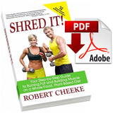 eBook format of Shred It! by Robert Cheeke