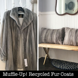 Recycled Fur Coats