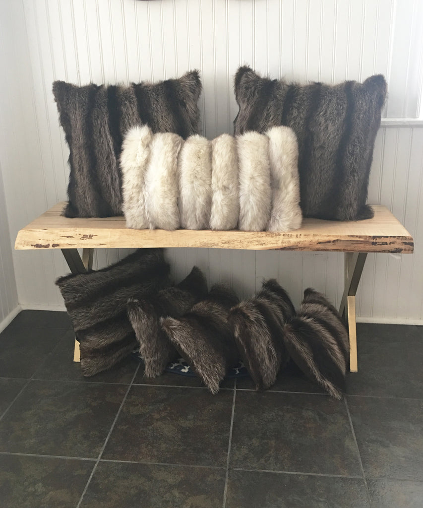 what to do with old fur coat