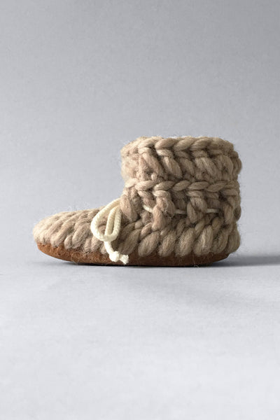 Kids Slippers - Fawn