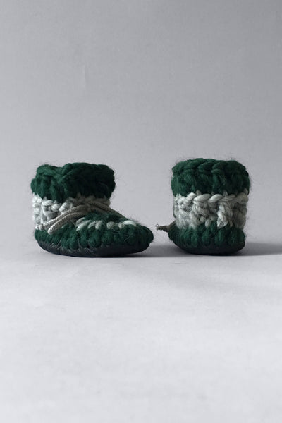 Kids Slippers - Forest
