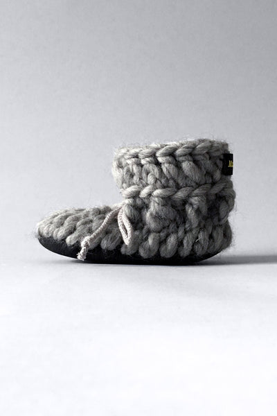 Kids Slippers - Grey