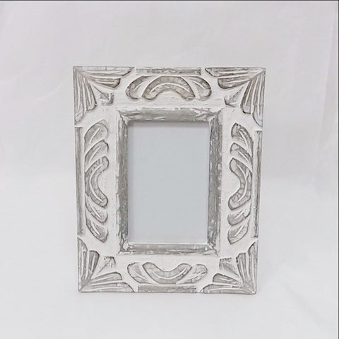 Carved Mango Wood Photo Frame ,Picture Frame Cora.