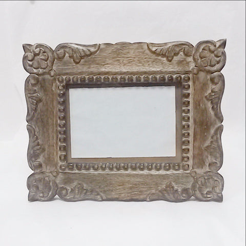 Carved Mango Wood Photo Frame ,Picture Frame Mira