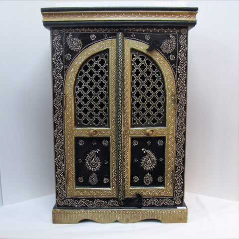 Painted cabinet furniture ,small cupboards,Indian home decor,small Almirah.