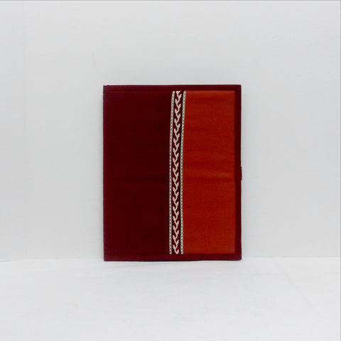 File folders Maroon/Orange. 1405cf