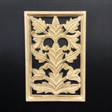 Carved Wood Wall Art Plaque ,Decorative. ILO