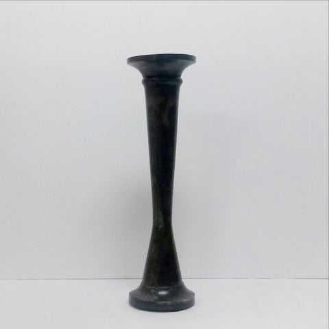 Hand crafted Tall wood Candle Holder/Candle Sticks