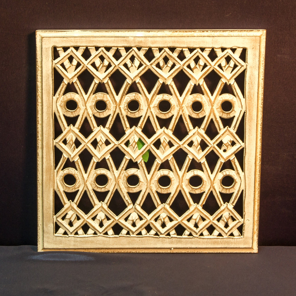Perfect Wood Carved Decorative Wall Art Ensign - The Wall Art ...