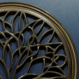 Carved Wood Wall Art Plaque ,Decorative. ARA