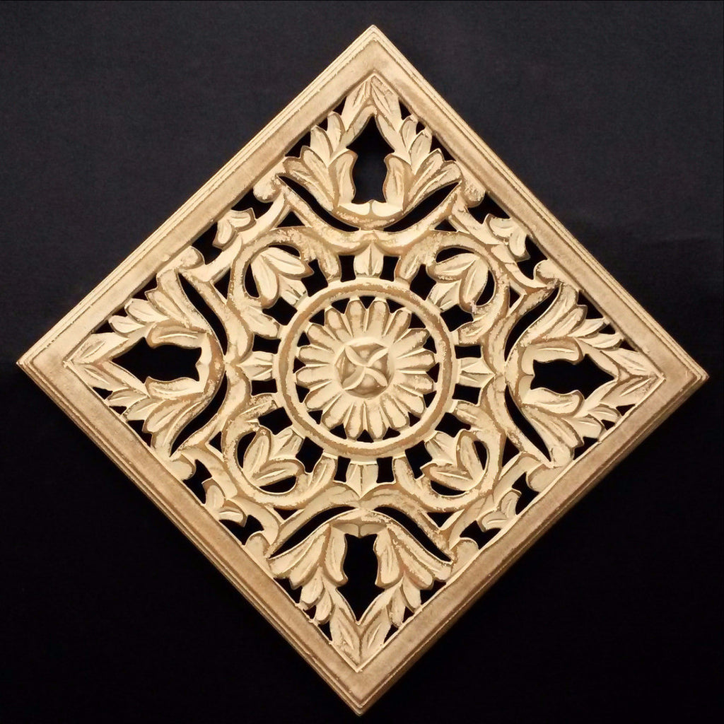 Enchanting Carved Wood Wall Art Decor Picture Collection - The Wall ...