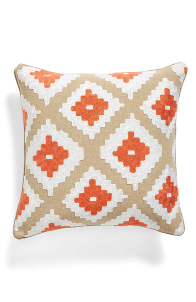 'Lattice' Pillow