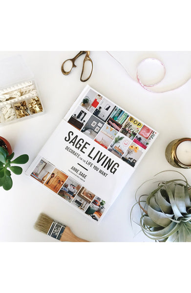 'Sage Living: Decorate for the Life You Want' Book