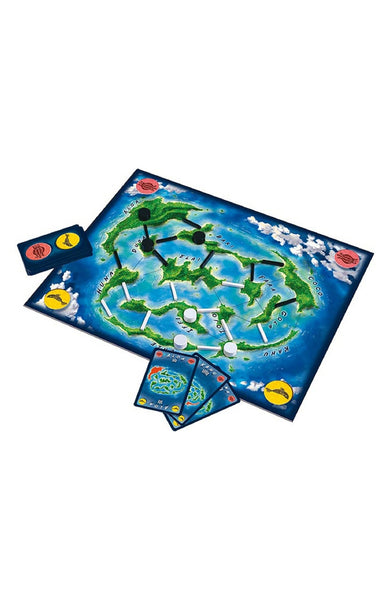 'Kahuna' Two-Player Board Game