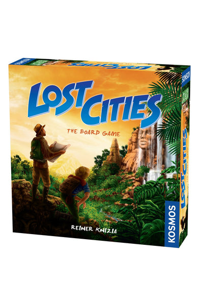'Lost Cities - The Board Game'