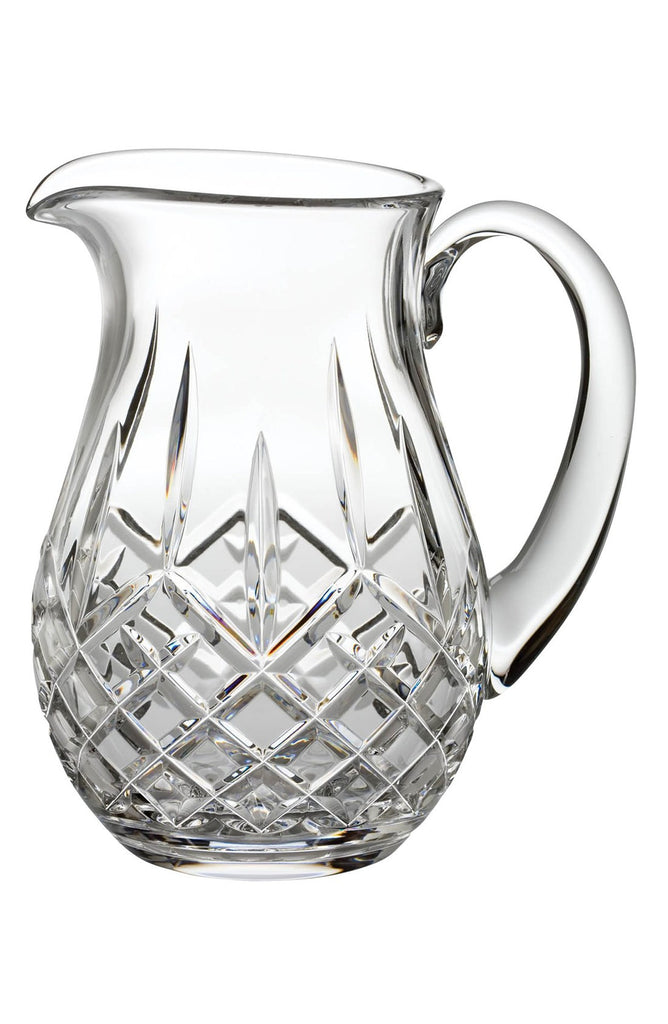 'Lismore' Lead Crystal Pitcher
