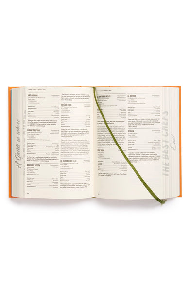 'Where Chefs Eat' Guide Book