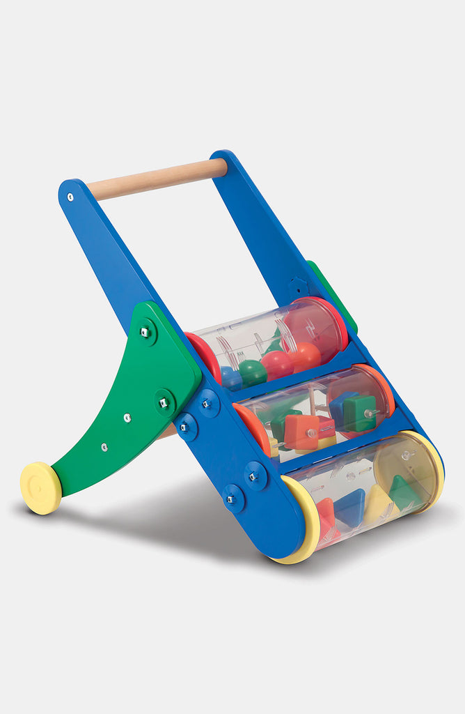'Rattle Roll' Push Toy