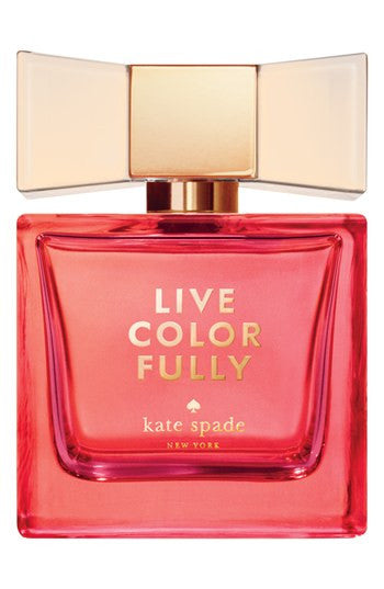 'live colorfully' eau de parfum