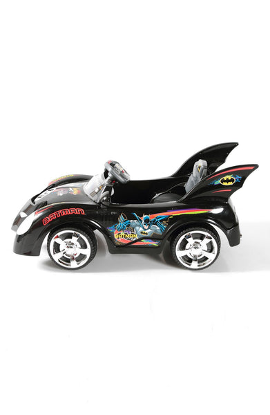 'Batmobile' 6V RC Ride-On Toy Car