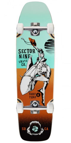 SECTOR 9 GAUCHO NINETY FIVE COMPLETE - ORANGE