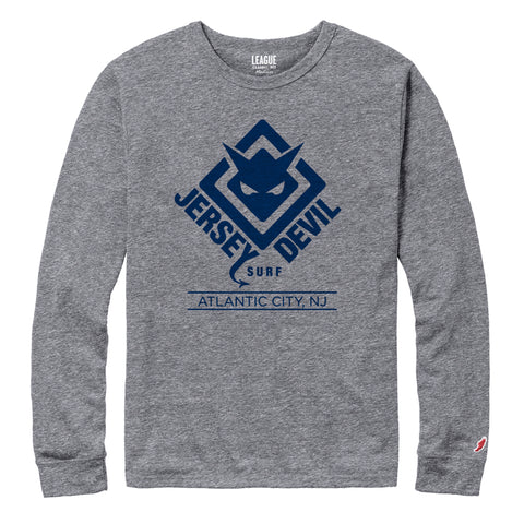 JDS X League Men's Victory Falls L/S Tee