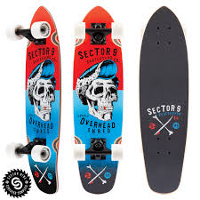 SECTOR 9 HAIR BARREL HOPPER COMPLETE - RED